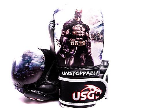 USG Kids Batman Superhero 6oz gloves