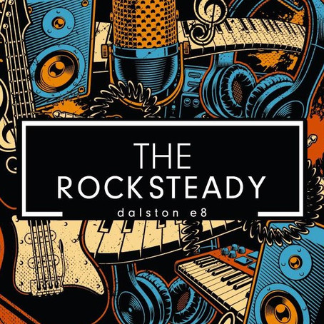 BlackMarket Live at The Rocksteady