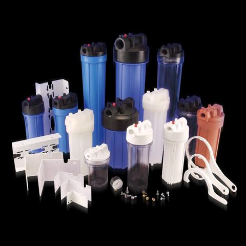 Plastic Filter Housing
