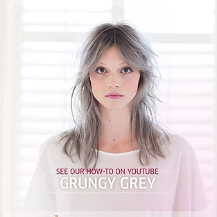 'GRUNGY GREY' CAMPAIGN