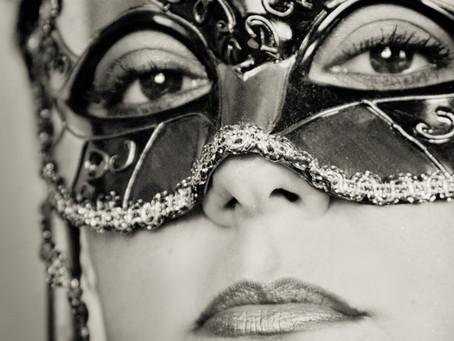 Wearing Masks....