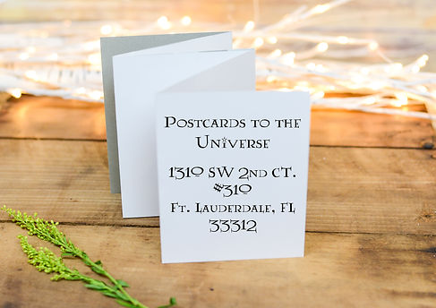 Postcard Address