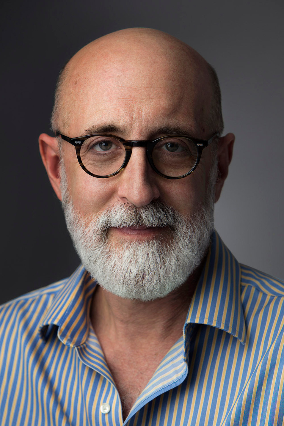 Studio Headshot of a middle age man