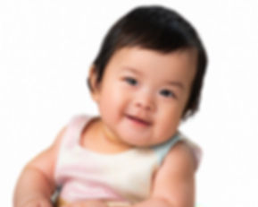Professional Studio newborn portrait