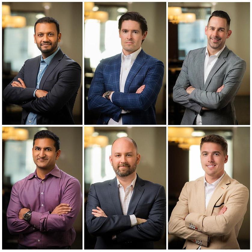 Professional Corporate Headshots