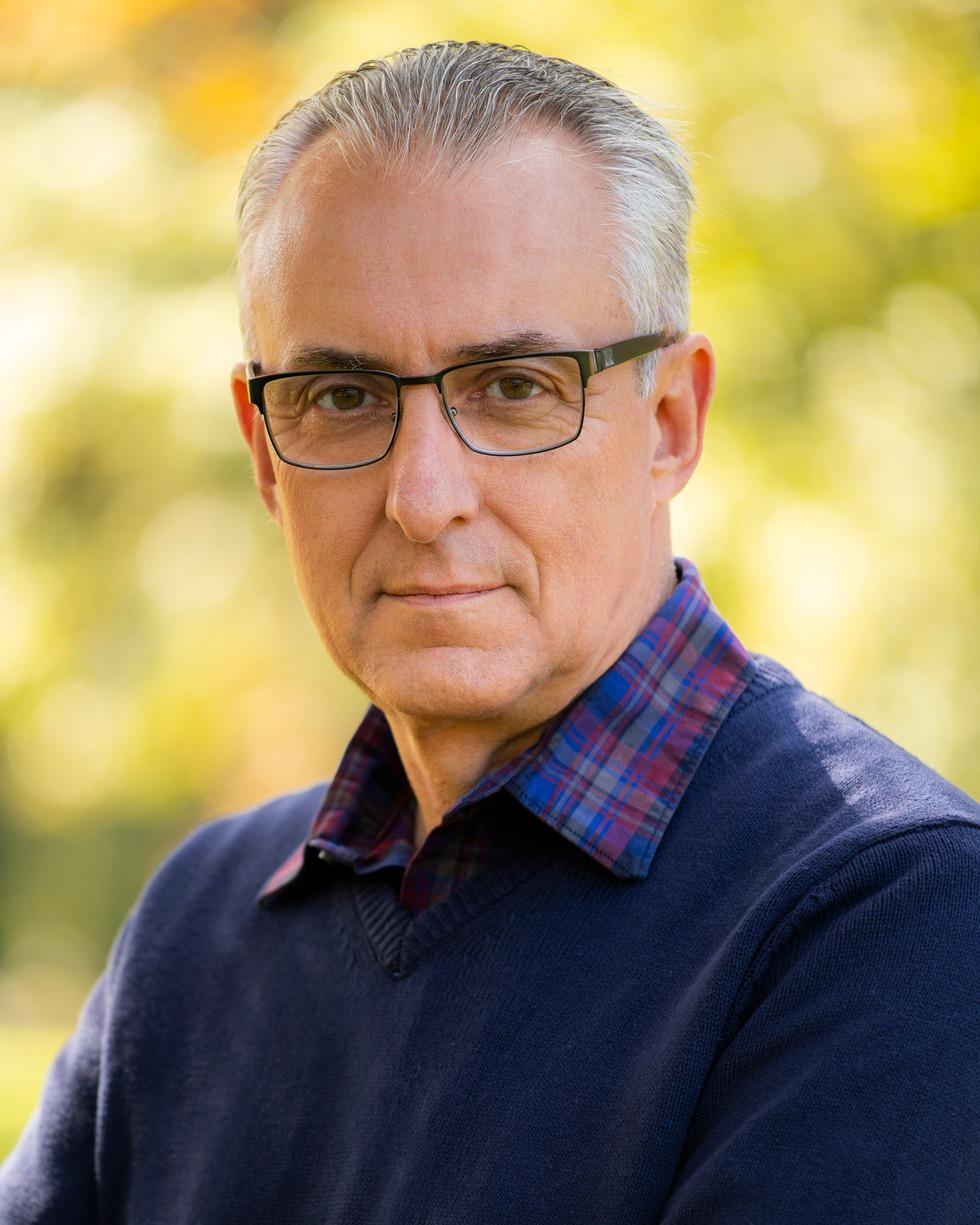 Outdoor Professional Portrait of an elderly man