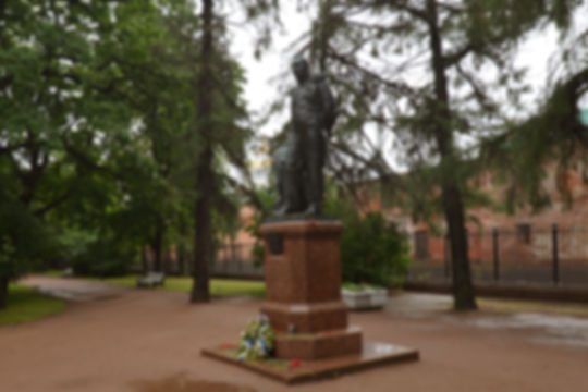 Памятник Беллинсгаузену