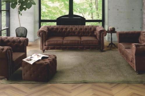 Chesterfield 3P sofa