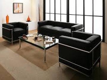 Le Corbusier LC2 Sofa