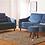 Thumbnail: Shabby Chick 3P sofa