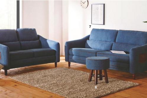 Shabby Chick 3P sofa
