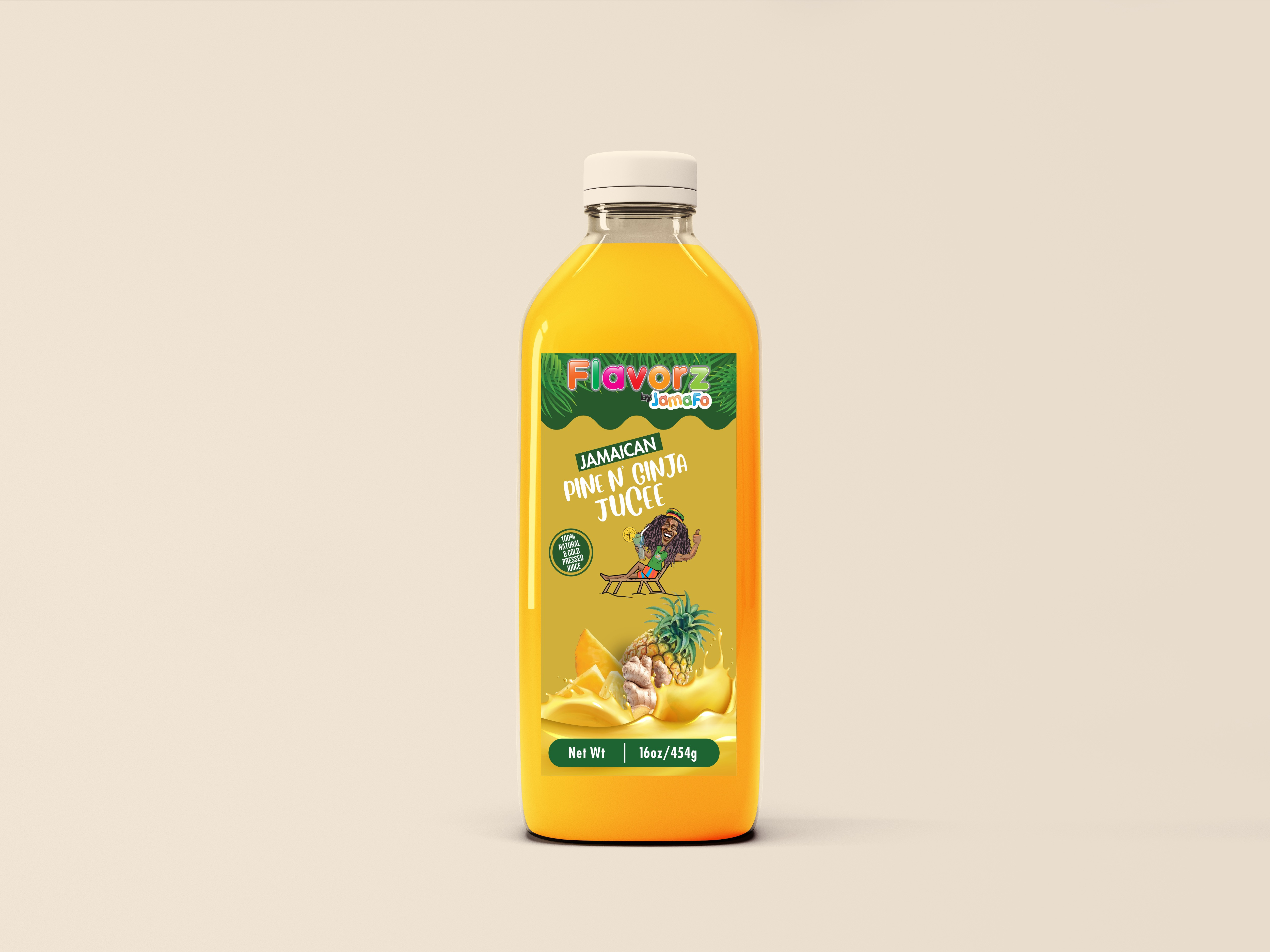 100% Natural Juices