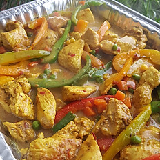 Curried Chicken (White Meat)