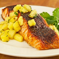 Pineapple Salmon
