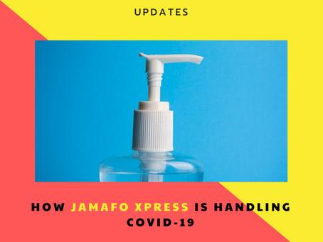 JamaFo Xpress - COVID-19 Updates
