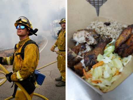 National Jerk Day: Fighting Fire with Fire