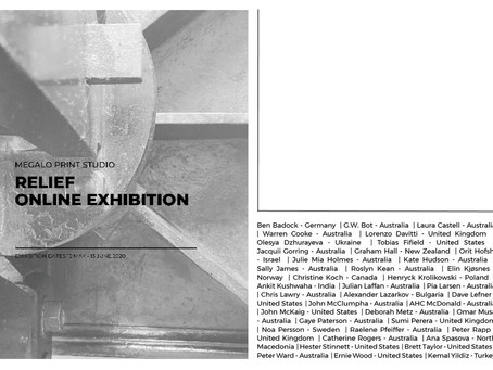 Megalo Relief Online Exhibition