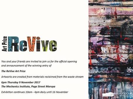 ReVive Art Prize 2017