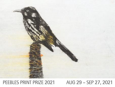 Peebles Print Prize Finalist 2021
