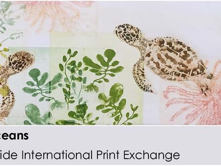 Global Oceans Print Exchange