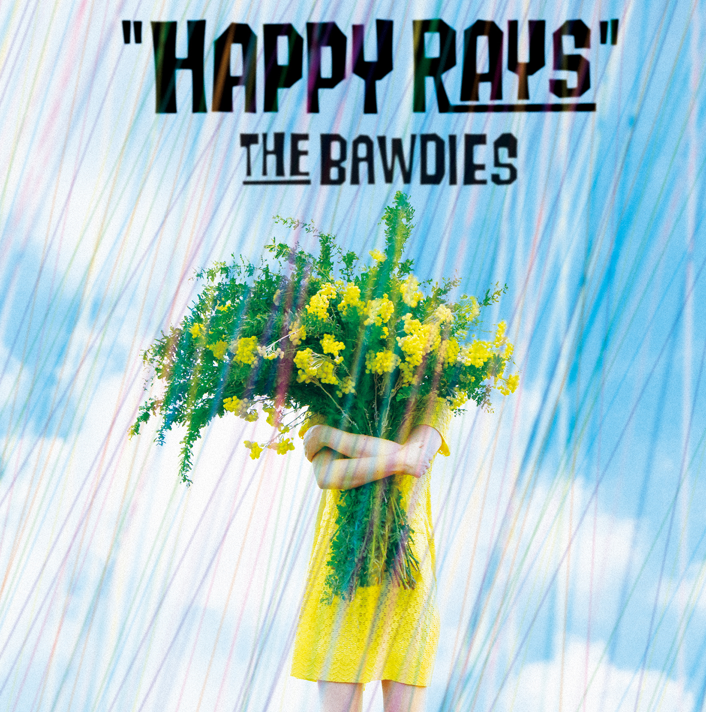 THE BAWDIES「HAPPY RAYS」通常盤