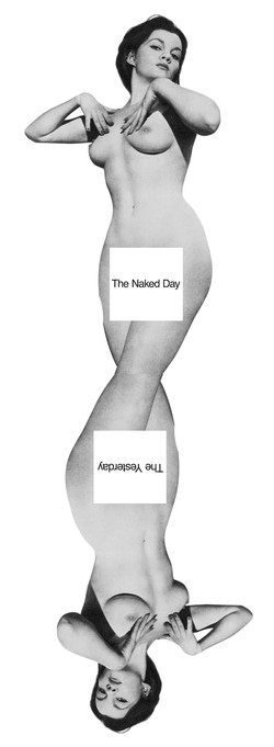 「The Naked Day」for Skate Deck