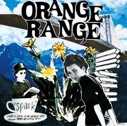 ORANGE RANGE「spark」(初回盤)