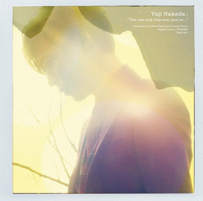 中田裕二「ただひとつの太陽」初回限定盤