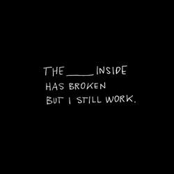 THE _________ INSIDE