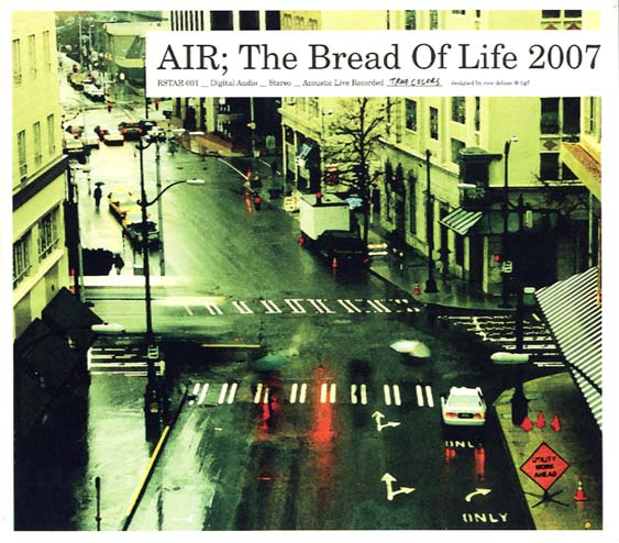 AIR「The Bread Of Life」