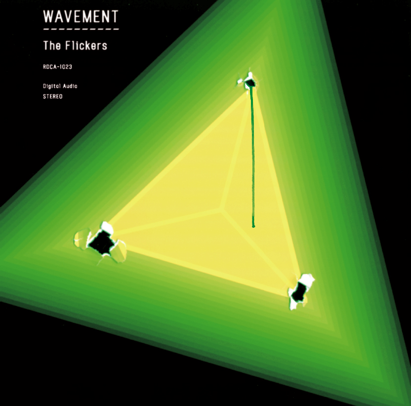 The Flickers「WAVEMENT」