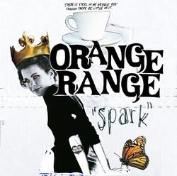 ORANGE RANGE「spark」(通常盤)