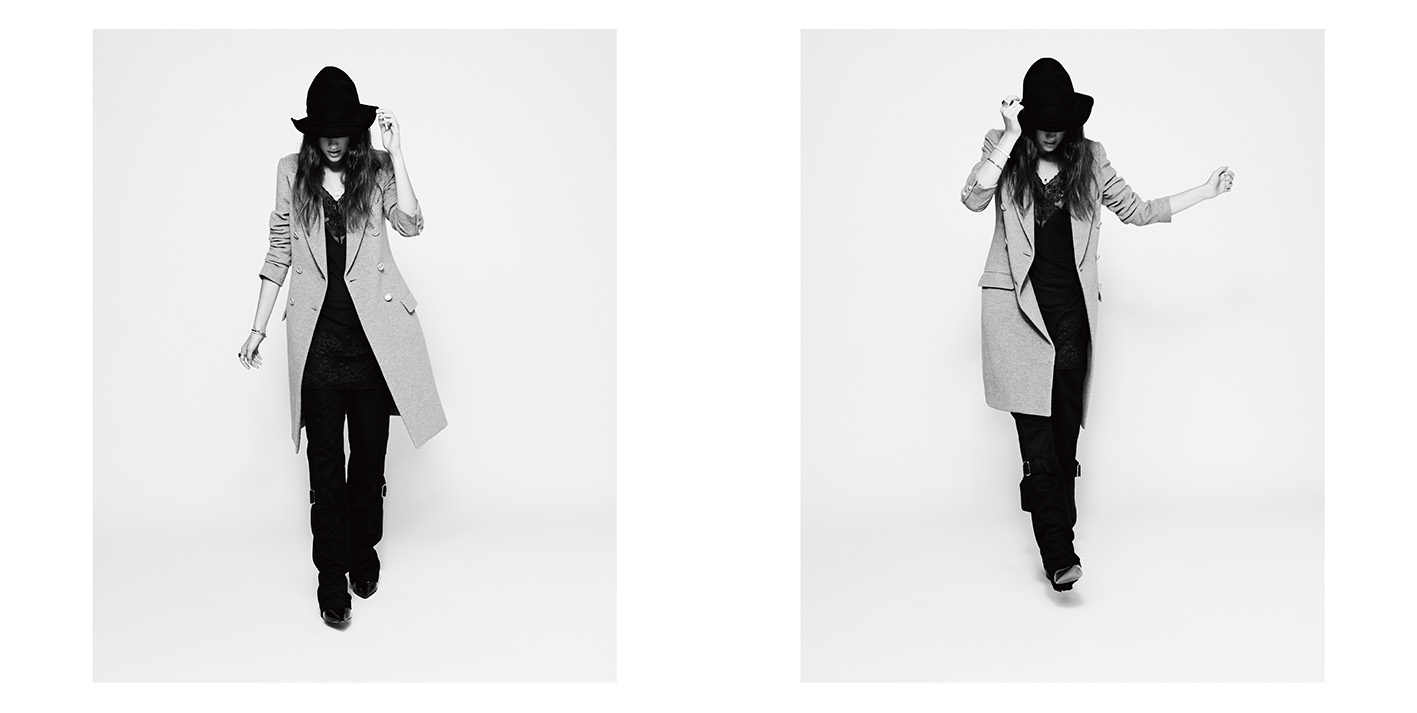 Justin Davis 2014-15 AW Lookbook