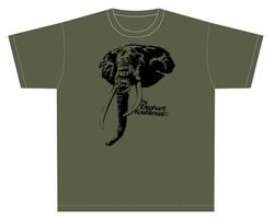 Elephant Kashimashi T-shirt