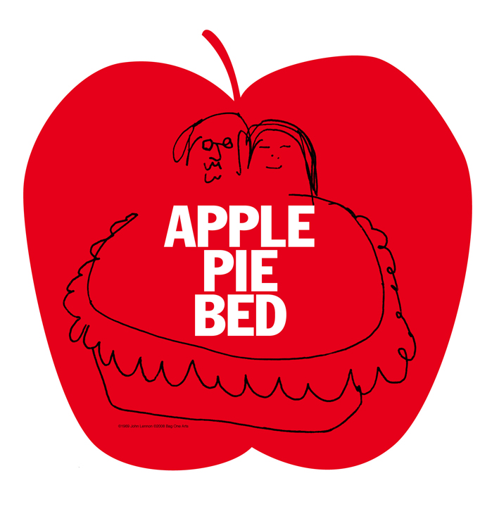 John Lennon「Apple Pie Bed」