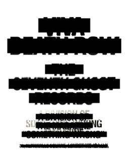 Black Lines, Black Lists
