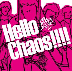 パノラマパナマタウン「Hello Chaos!!!!」