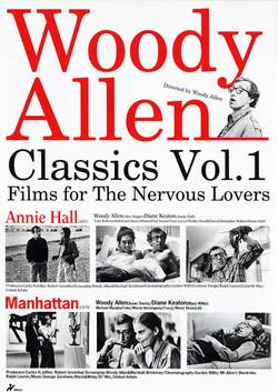 Woody Allen Classics Vol.1 Flyer