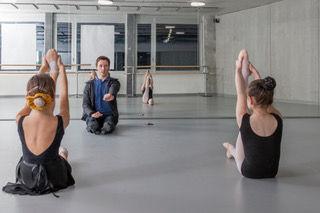 Förderprogramm Tanz+ Zwicky Ballett Dehn