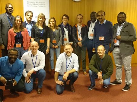 Amalthea Trust at the Global Health Forum 2018 in Geneva