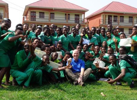 Mr Dave Robinson: training student nurses at FINS