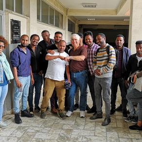 Amalthea Return to Ethiopia