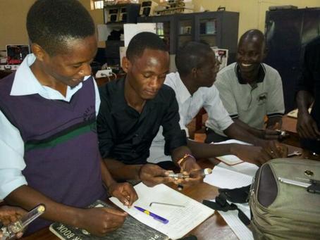 Group Projects & Uganda UK Health Alliance Launch