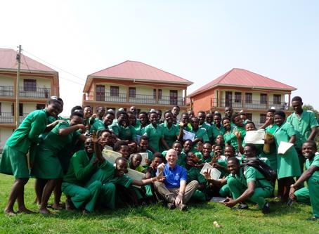 A volunteer's trip to Fort Portal International Nursing School (FINS), Uganda, March 2018