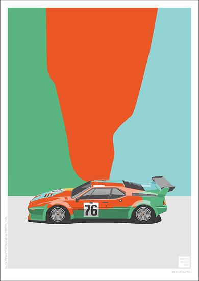 Andy Warhol BMW M1 V2