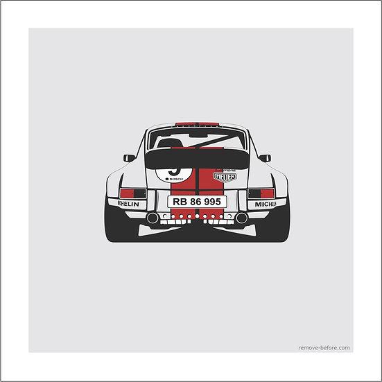 Porsche 911 Rear