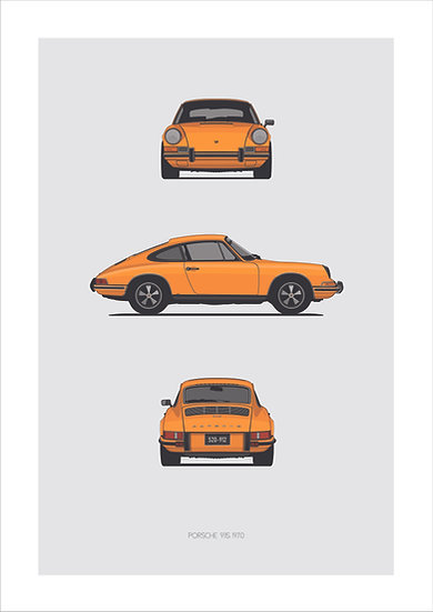 Porsche 911S Trilogy
