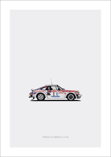 Porsche 911 Carrera SC 3.0 1981