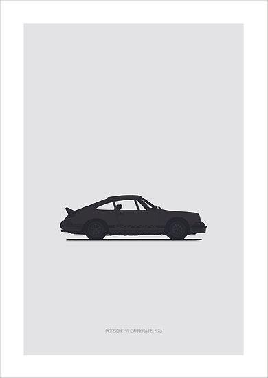 Custom single view print