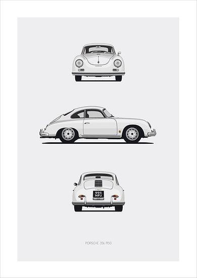 Porsche 356 Trilogy